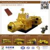 Fait dans la machine pleine de brique d'argile de la Chine