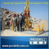 채석장 Stone Pneumatic Vertical와 Horizontal Rock Drill Rig