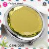 Fabrik-Großverkauf-Falte u. beweglicher quadratischer kosmetischer Spiegel