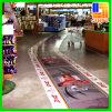 高品質のカスタム一方通行の視野の取り外し可能なビニールの床のステッカー