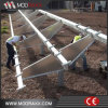 Système efficace de support de toit de panneaux solaires (NM0397)