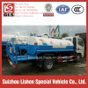 アフリカBest Selling 5t Water Cart Water Tanker TruckへのSale Exportのための水Sprinkler Trucks