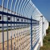 Puder-überzogener eleganter bearbeitetes Eisen-Sicherheits-Garten-Zaun