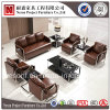 Sofà moderno del cuoio del salone della mobilia popolare (NS-S286)
