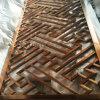 Il disegno d'attaccatura di modo del divisorio scava fuori lo schermo del tubo dell'acciaio inossidabile
