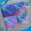 顧客用3DレーザーHolgraphic Sticker