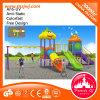 Playground esterno Plastic Slide a Guangzhou