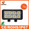 CREE Chips LED 80W Light Bar, 4X4 Driving Light Bar, Offroad LED Lighting Bars voor Truck Jeep ATV Tractor Tank Boat