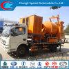 3cbm portatif 30m Small Concrete Mixer avec Pump Truck