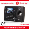 Machine biométrique d'enregistrement de présence de temps d'empreinte digitale de Realand (A-C081)
