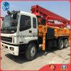 camion di Sany utilizzato il Giappone della pompa per calcestruzzo della Nuovo-Vernice 8*4-Rhd-Drive di 42m (ISUZU-Telai)