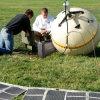 Système énergétique vert multifonctionnel aucune maison de pollution solaire
