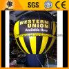 Inflatable su ordinazione Balloon con Banner (BMGB7)