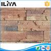 Pierres cultivées artificielles de verrouillage de saillie de matériaux de construction de résistance de gel de 80% avec la couleur multiple (YLD-60054)