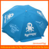 Oxford Fabric Advertizing Umbrella con Stand
