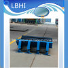 Staaf van de Buffer van Libo de Slijtvaste Pu voor Transportband