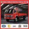 Carro del camión de la conducción a la derecha (RHD) de 8 toneladas
