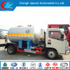 Gás pequeno de Dongfeng 4X2 LPG que reenche o caminhão