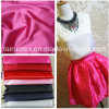 Satin elastico con Good Quality per Lady Dress Fabric
