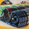 털실에 의하여 염색되는 Flannel 직물