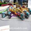 Подгоняйте промышленного создателя масштабной модели тележки машины (BM-0439)