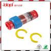 ガスおよび水密のブロックのコネクター10/3.5mm Lbk