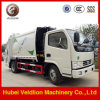 Dongfeng 4X2 Light Garbage Truck, Compression Garbage Truck