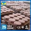 Alta calidad 3 años de la garantía del pavimento concreto de ladrillo de máquina de fabricación
