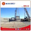 Verwendeter Öl-Reinigungsapparat durch Vakuumdestillation - Wmr-F Serie