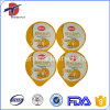 68mm pp en PS Plastic Cup Sealing Aluminium Foil Lid