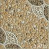 사기그릇 정원 (300X300mm)를 위한 돌에 의하여 자갈을 깔 지면 도와