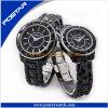 La montre en céramique de couples de montres-bracelet