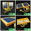 Piccolo 3.4W 9V Photovoltaic Solar Panel con Yellow Frame