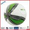 آلة يخاط كرة قدم كرة مع مثانة مطّاطة