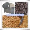 Unité de cartel : Graines de tournesol rôtissant et machine d'épluchage