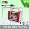 Máquina da imprensa da transferência térmica do rolo do colhedor do aquecimento de óleo de Guangdong