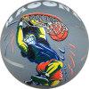 Sieben Größen-Gummibasketball (XLRB-00262)