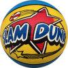 Basket-ball en caoutchouc de cinq tailles (XLRB-00226)