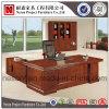 최신 L 모양 나무로 되는 베니어 MDF 사무실 테이블 (NS-SL056)