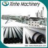 Leitet Single-Screw Wasserversorgung PET Rohr-Produktionszweig HDPE des Extruder-Peg-160 Strangpresßling-Zeile