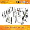 挑戦は子供の運動場装置のためのクライマーを遊ばす
