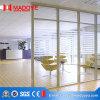 高品質のオフィスのための安い価格のガラス区分の引き戸