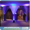 A tubulação de 2017 produtos os mais novos e drapeja para a decoração da barraca do partido/casamento