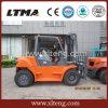 Contre- chariot élévateur équilibré de Ltma chariot élévateur diesel de 6 tonnes à vendre