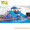 安い子供水公園のスライドプールのための小さい水運動場