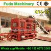 Grande machine concrète complètement automatique hydraulique de la brique Qt6-15 de Chine