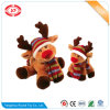 Xmas Snowy Days Gift Friends Moose Lovely Peluche Toy