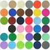다채로운 PP Spunbond 비 길쌈된 직물
