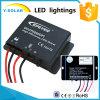 12V/24V95.7% van de LEIDENE van de Efficiency 30W 60W de Macht Dccp6060dpi Bestuurder van de Verlichting