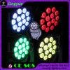 세륨 RoHS 14X12W 옥외 LED 동위는 점화를 상연할 수 있다